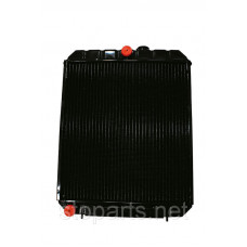 Engine cooling radiator Tractor Bizon No: 6875040995153