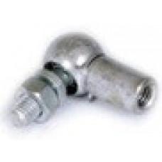 Карданчик соединения рычага JCB 3CX, 4CX 826/00927;Регулировочный наконечники рычага управления 826/00927;BUCK