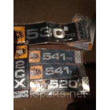 Наклейка JCB 3CX 817/17808