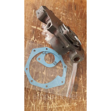 WATER PUMP ASSY JOHN DEERE ENGINE / HIDROMEK MACHINE PART NUMBERS  F01/82498 ; RE505980