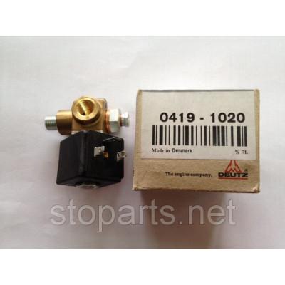 Электромагнитный клапан  DEUTZ OE No: 04191020