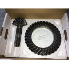 Главная Пара Дифференциала JCB 458/70140 458/70260 - Gear crown wheel & pinion SET 13/33 T x M30