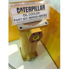 Маслоохладитель Caterpillar OE No:  6N-9848 ,4W-5363