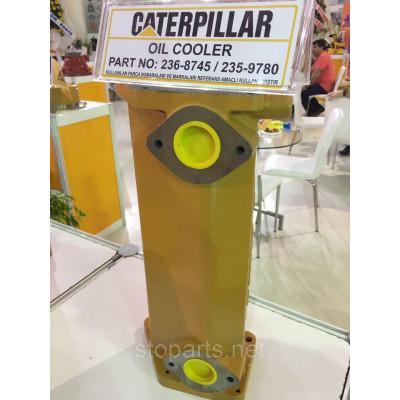 Масляный радиатор Caterpillar oe no  236-8745 , 235-9780