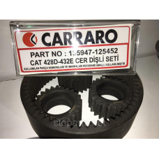 Шестерня Carraro OE NO 135947, 125452
