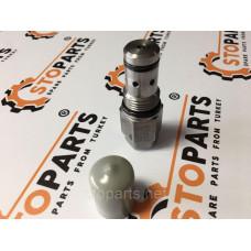 Клапан разгрузки (unloader)  JCB oe no 25/974643