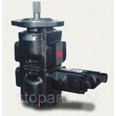 Hydraulic pump Гидронасос HO037036 6102161M91 X1A50375036960Y1A Fermec , Massey Ferguson