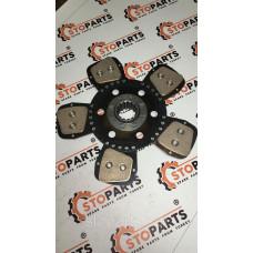 Диск сцепления Fiat CNH Case New Holland 25174628