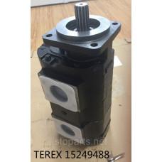 15249488 Тормозной насос Terex