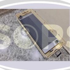 Радиатор охлаждения воды для грейдера Коматсу 23B0373141
