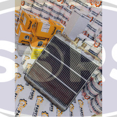 Model MB O 303 V8 Front Heater Core ; Core size 330 x 340 x 37mm  Draw K164 Yetsan 118411 Heater