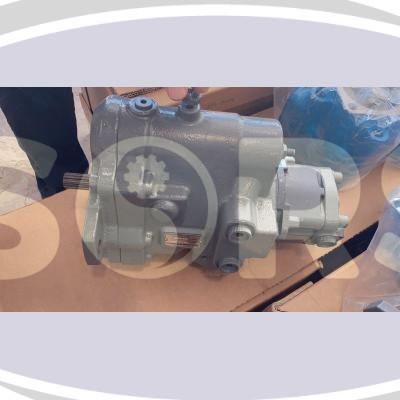 R57348 , 396801A2 , 328205A1 , PM10V00001F2 CNH PUMP HYDRAULIC CNH A PUMP, HYDRAULIC for John Deere / Case 650G, 850G